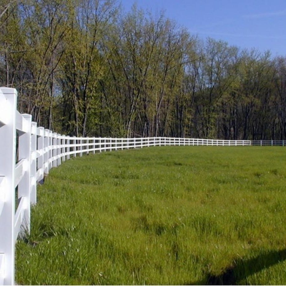 Vinyl Ranch Rail